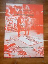 KAREL APPEL & PIERRE ALECHINSKY. two-brush paintings. Christian Dotremont, COBRA
