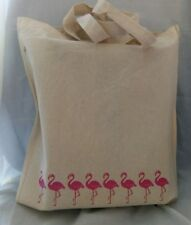 Flamingo Tote shopping bag gift idea for birthday or christmas