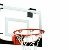 "Silverback 18"" Over the Door Mini Basketball Hoop Set Shatterproof Backboard"