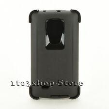 OtterBox Defender LG G Flex 2 Rugged Shell Case w Holster Belt Clip Black