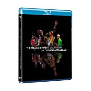 The Rolling Stones - A Bigger Bang Live on Copacabana Beach - Blu-ray
