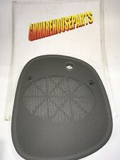1998-2005 S10 SONOMA GRAY PASSENGER DASH SPEAKER GRILLE COVER NEW GM 15046446