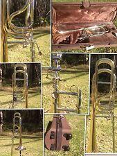 Brass Lacquer Trombones