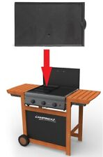RICAMBIO PIASTRA IN GHISA BARBECUE ADELAIDE 3 WOODY CAMPINGAZ - 46x30 CM 74839