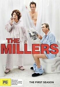 Millers The First Season 1 Series OneDVD Region 4 NEW+SEALED