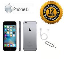 Apple iPhone 6 - 16GB - Space Grey (Unlocked) -  A1586 (CDMA + GSM) Grade A