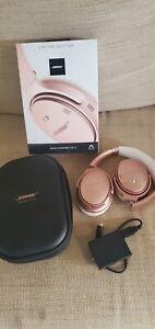 Bose 7895640050 QuietComfort 35 II Wireless Headphones - Rose Gold