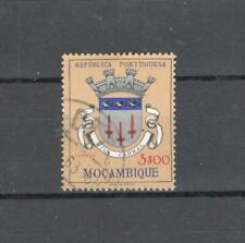 N°471 - MOZAMBICO 1961 - MAZZETTA DI 5 STEMMI - VEDI FOTO