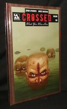 CROSSED WISH YOU WERE HERE VOL. 1 HARDCOVER RARE OOP AVATAR NEW FREE SHIP
