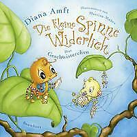 Die kleine Spinne Widerlich - Das Geschwisterchen (Mini-Ausgabe)