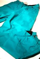 Vintage Columbia Ski Pants Mens Med Snowboarding Snow Green Insulated