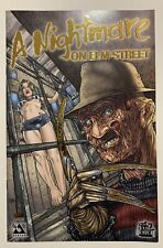 A Nightmare On Elm Street Special #1, Gold Foil Edition Limited to 700 NM