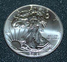 2015 Walking Liberty American Eagle 1 Oz Fine Silver One Dollar!!