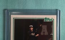 2015 Topps Archives #WF-10 SP, WILL FERRELL Error,RARE PRINTING DEFECT,SD Padres