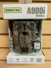 New Moultrie A-900i Bundle Invisible 30 MP Game Camera 2 Year Warr Auth/ Dealer