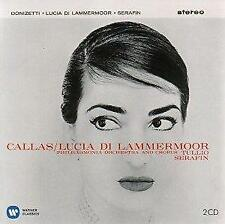Maria Callas - Donizetti: Lucia Di Lammermoor (1959) (NEW 2CD)