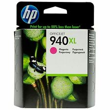 ORIGINAL HP 940XL magenta C4908AE C4908A OfficeJet Pro 8000 8500 MHD 8/2019