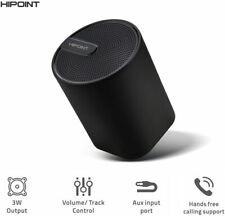 HiPoint Mini Portable Rechargeable Bluetooth Speaker with Microphone