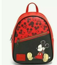 Loungefly Disney Mickey Mouse Mini Backpack Sketch Mickey Bag