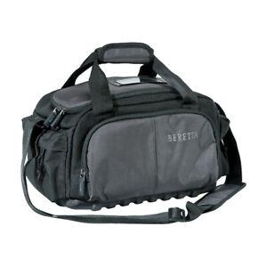 Beretta Light Transformer Gape Mouth Cartridge Bag BS701 Black Grey