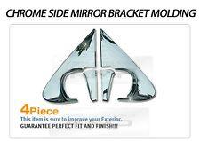 Side Mirror Bracket A Pillar Chrome Trim B405 Fit HYUNDAI 2007 - 2009 Santa Fe