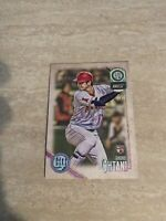 2018 Topps Gypsy Queen Rookie  - Shohei Ohtani (#89)  Los Angeles Angels