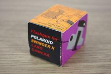 Polaroid Swinger II 2 Flash Gun In Original Box Model 259