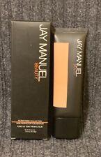 Jay Manuel Beauty Skin Perfector Foundation~ Medium Filter 1 ~ 1.35 oz