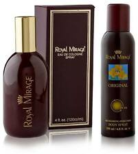 Royal Mirage Original Perfume & Deodorant,120 ml & 200 ml (Combo pack) Free Ship