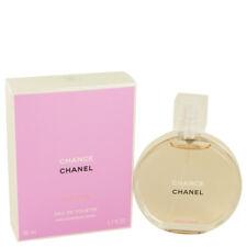 CHANEL CHANCE EAU-VIVE EAU DE TOILETTE SPRAY 50ml For Women, RRP £100