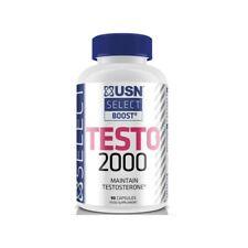 Testo 2000 Complex Boost Capsules 90 Capsules USN Select Testosterone