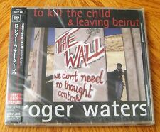 Roger Waters To Kill The Child & Leaving Beirut (Japan SICP 695, 2004 CD) New