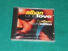 Dr. Alban ‎– One Love: The Album (Second Edition)