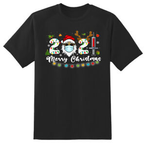 Merry Christmas 2021 Xmas Christmas Adult Unisex Novelty T shirt