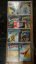 DC Comics Death Of Superman-Funeral For A Friend 9 Issue Set NM Bagged & Boards