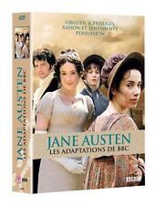 COFFRET 3 DVD ROMANCE : ORGUEIL ET PREJUGES + RAISON ET SENTIMENTS + PERSUASION