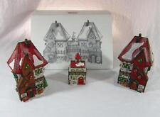 Dept 56 North Pole Series Heritage V North Pole Dolls & Santa's Bear Works