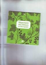 petite brochure repertoire des editeurs en bourgogne -