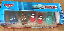 Disney Cars FLO'S V8 CAFE Hank Hallsum Mater Mia Tia Waitress Diecast 5 Pack NEW