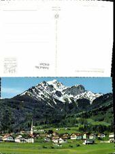 454245,Mutters Totale m. Nockspitze Bergkulisse