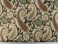Grand Estate Jewel 100% Polyester Fabric