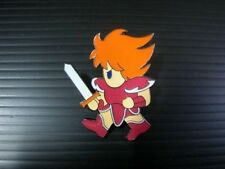 Final Fantasy IX 9 The Fighter Anime Pin