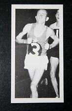 Zatopek   Czechoslovakian Distance Runner   Photo Card  # VGC
