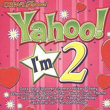FREE US SH (int'l sh=$0-$3) NEW CD Various Artists: Drew's Famous Yahoo I'm 2 -