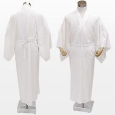 Japanese Men's Kimono JYUBAN WHITE 3L