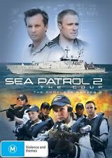 Sea Patrol - The Coup : Season 2 (DVD, 2008, 4-Disc Set) New Stock (D148)