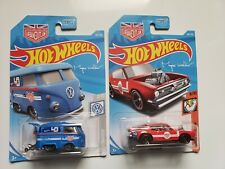 HOT WHEELS 2019 King Kuda and Kool Kombi URBAN OUTLAW MAGNUS WALKER