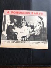 66-1 Ephemera 1965 Picture Broadstairs Dickens Players Lucrezia Borgia's Party