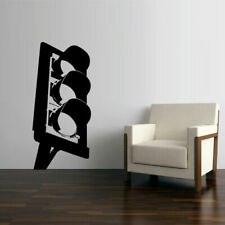 Wall Decal Vinyl Sticker Decals Bedroom Interior Modern Traffic Light (Z3011)