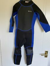 New listing Mountain Warehouse Kids full length  Wetsuit, Age 5-6 Very good condition